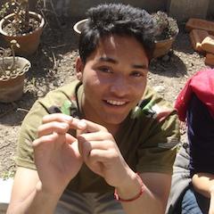 Arjun contemplating his future