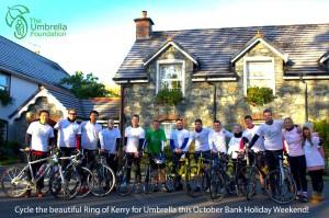 Umbrella Ring of Kerry Cycle @ Kerry, Ireland | Killarney | Kerry | Ireland