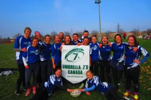Umbrella7s Canada - Girls Tournament @ York University   Toronto   Ontario   Canada