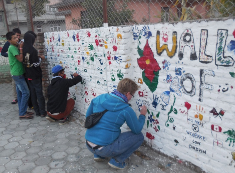wall of hope - messages