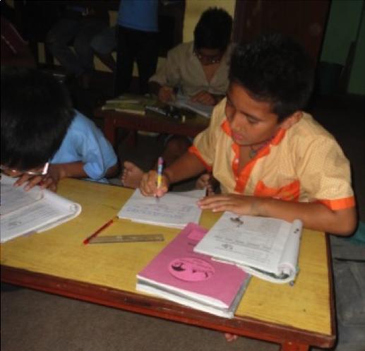 exam event-study