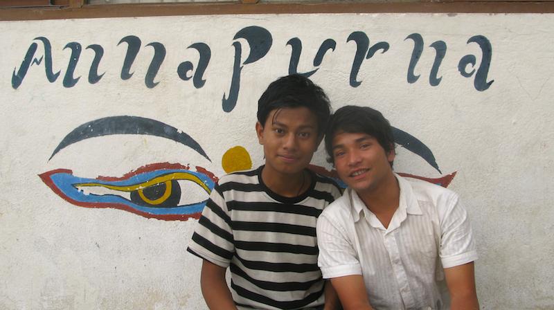 Suraj and Amar